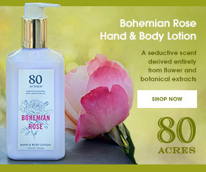 80 Acres Lotion